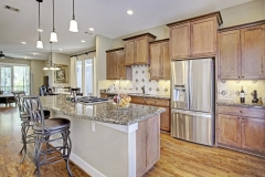 Occupied Home Staging - Kitchen