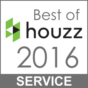 Best Of Houzz 2016 Service Award
