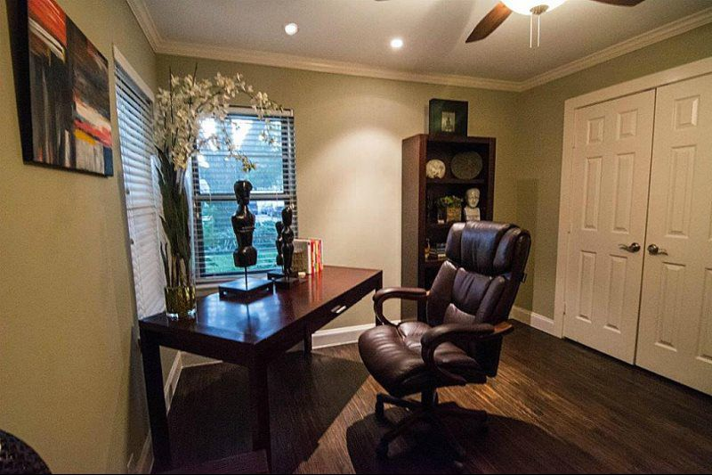 Houston Home Office Professional Organizing