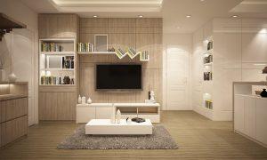 arranging living room