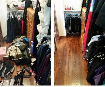 Professional Closet Organizing Services Houston