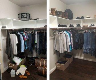 Professional Closet Organizing Services
