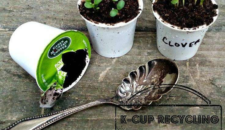 Clever Eco Friendly Decor and Storage Uses for Unwanted K Cups