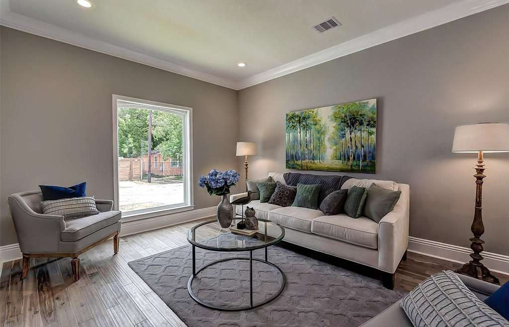 Houston Vacant Home Staging