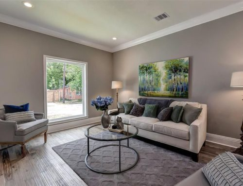 How Much Staging Does Your Home Need ?
