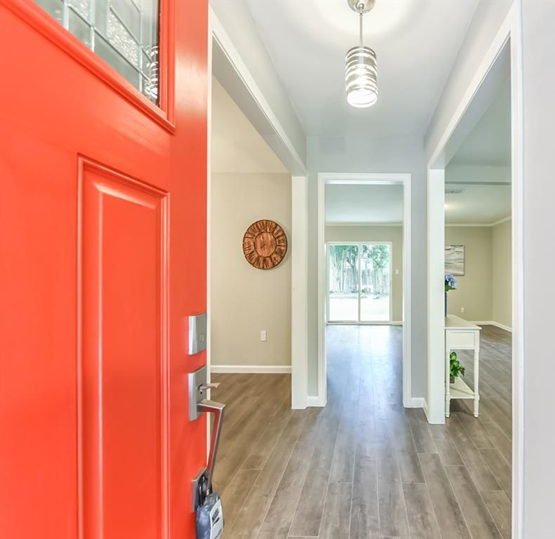 vacant home staging houston