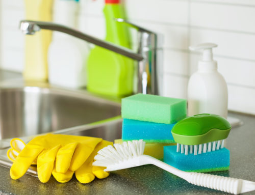 Kitchen Spring Cleaning Hacks for Those Who Hate Cleaning