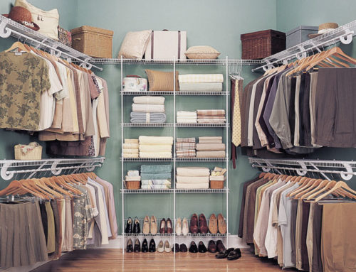 How to Use Wonderful Wire Shelving for Organized Home Storage