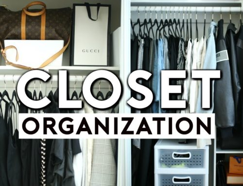 Closet Organization Tips, Tricks and Ideas You Can Use Today