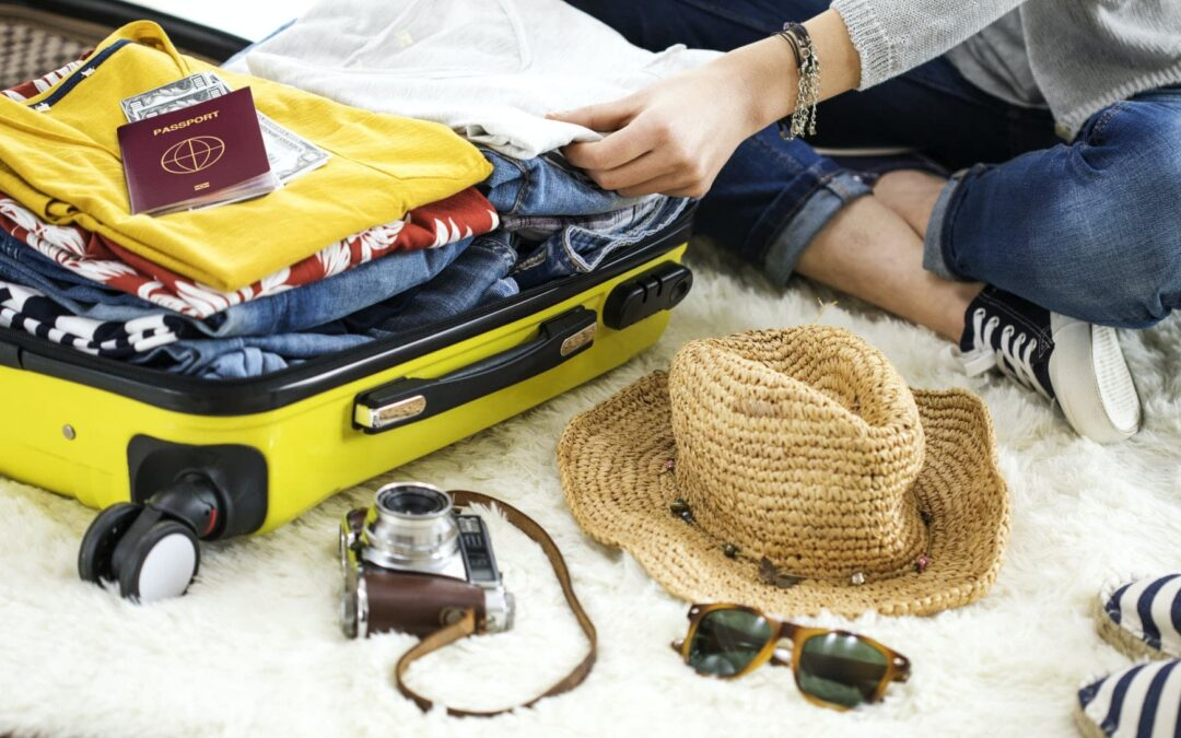 The Key to a Stress Free Vacation? Staying Organized!