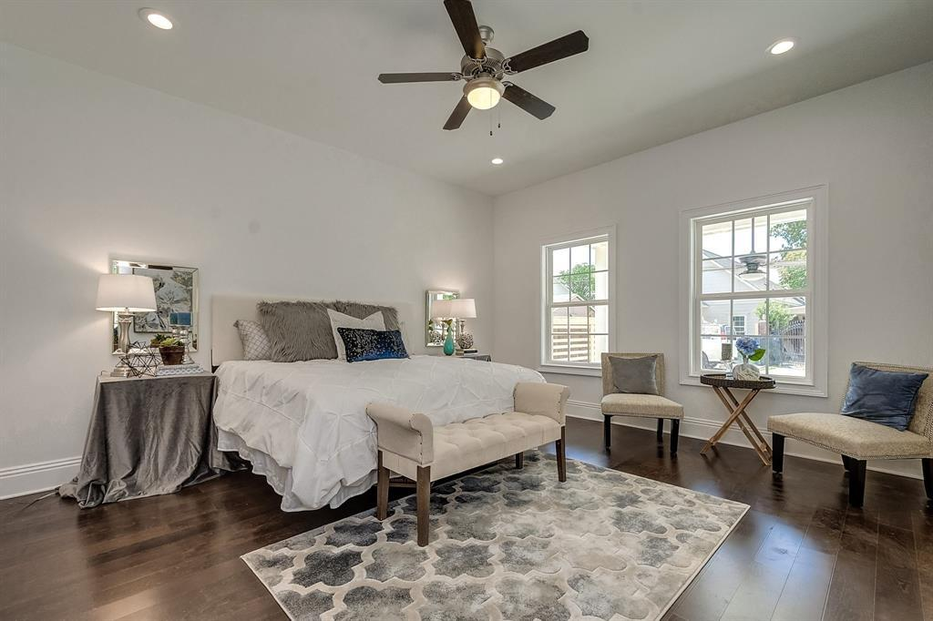 Bedroom - Vacant Home Staging