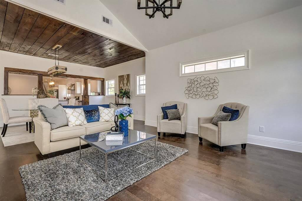 Occupied Home Staging Houston