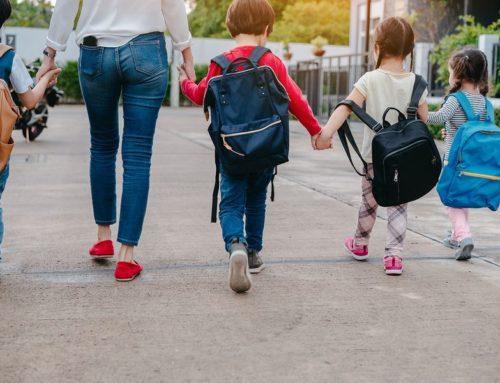 7 Back to School Organization Hacks Every Parent Needs