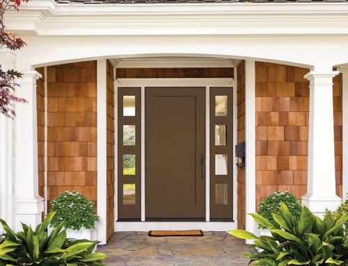 Replace Your Front Door for Captivating Curb Appeal