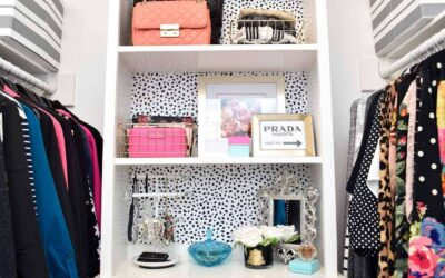 Top Secret Tricks to Glam Up Your Closet Organization Project