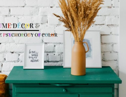 The Psychology of Color in Home Decorating