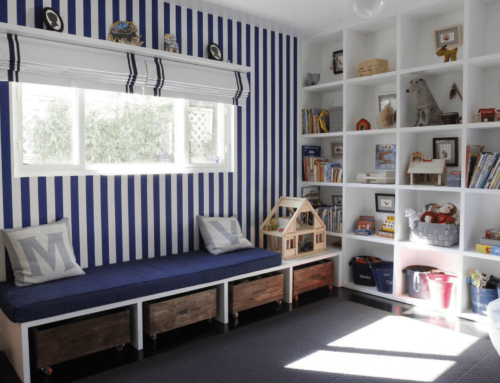 Redecorating Your Child's Room? Start Here