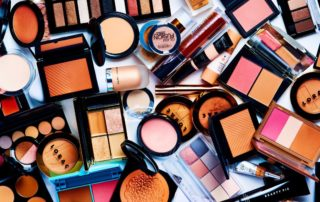 declutter your cosmetics