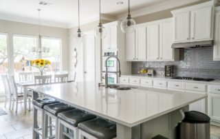 Houston kitchen staging