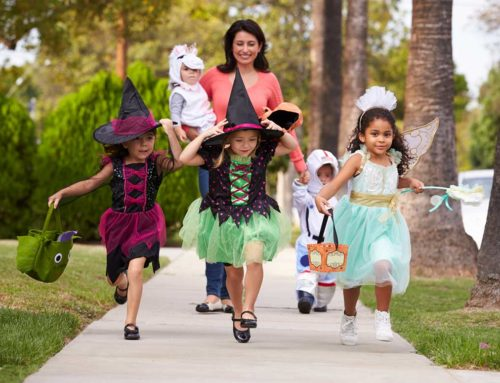 Easy Organization Tips for Halloween Trick Or Treating Fun