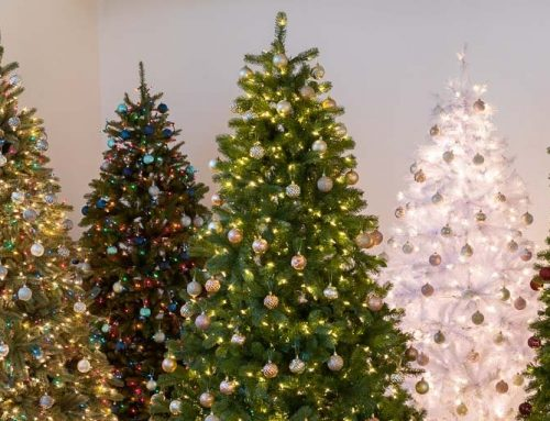 How To Fluff Your Artificial Christmas Tree the Right Way