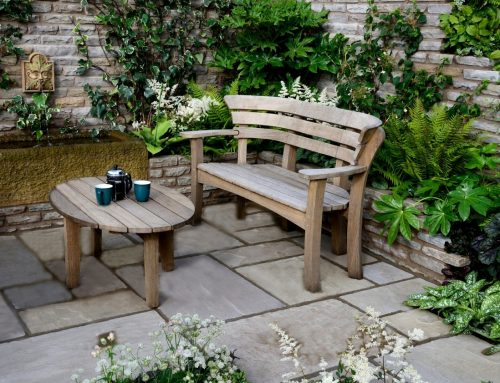 Great Small Outdoor Space Staging Solutions