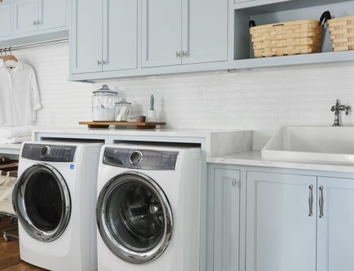 Top Tips For Laundry Room Organization