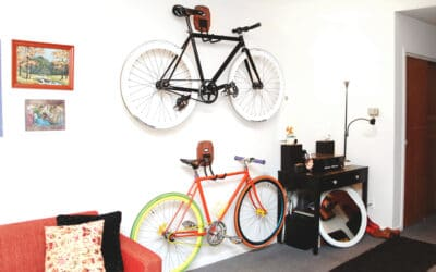 Small Space Organizing Tips for Six Awkward Items