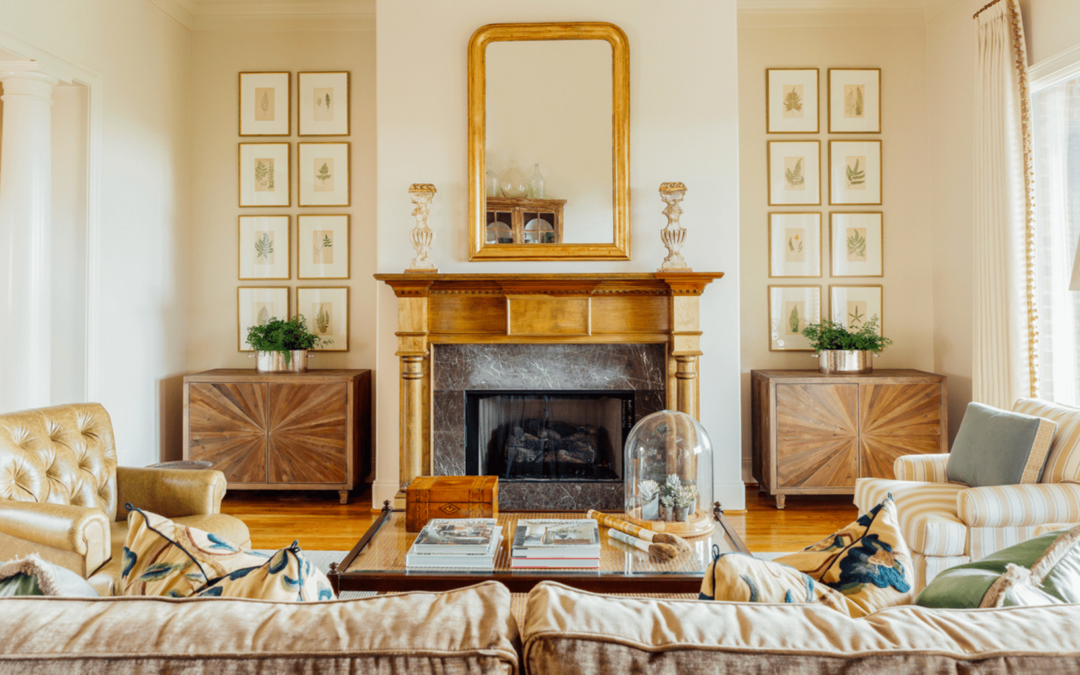 How to Stage an Older Home for Sale