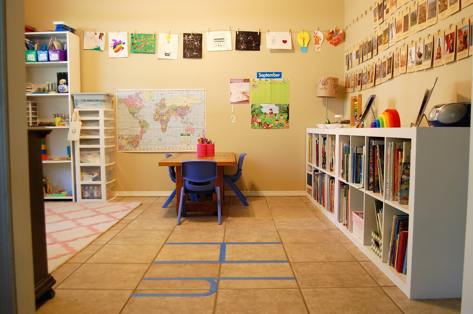 Top Science Backed Tips For Remote Learning Classroom Decor Just Organized By Taya
