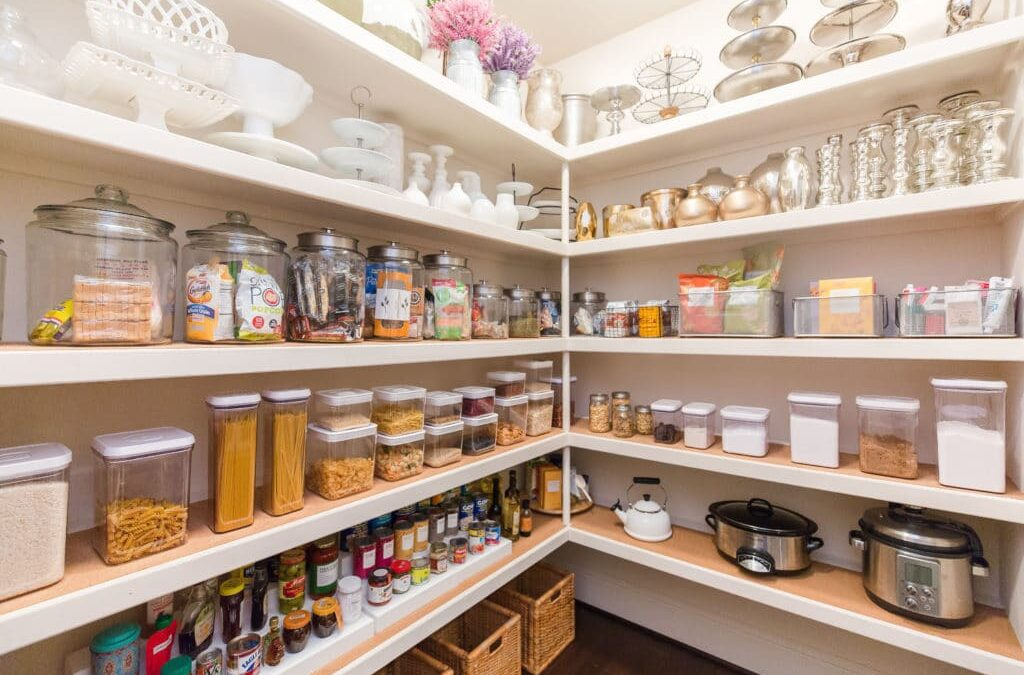 Pantry Organization Ideas To Try Before the Holidays