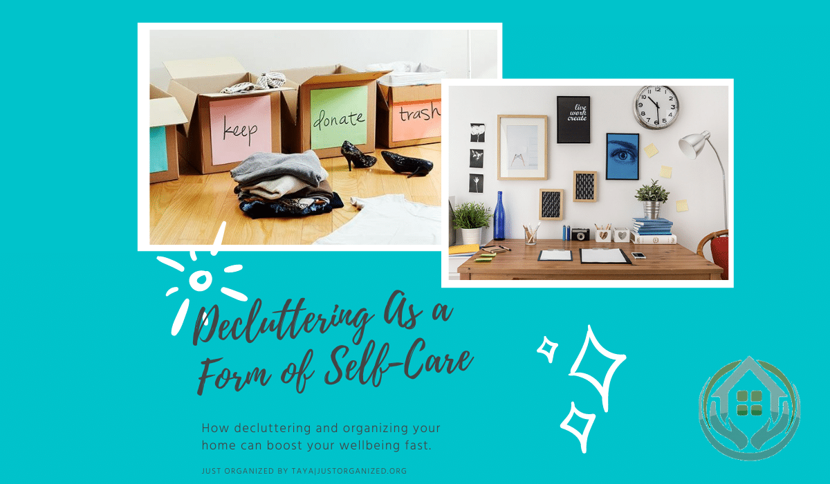 Decluttering As a Form of Self-Care