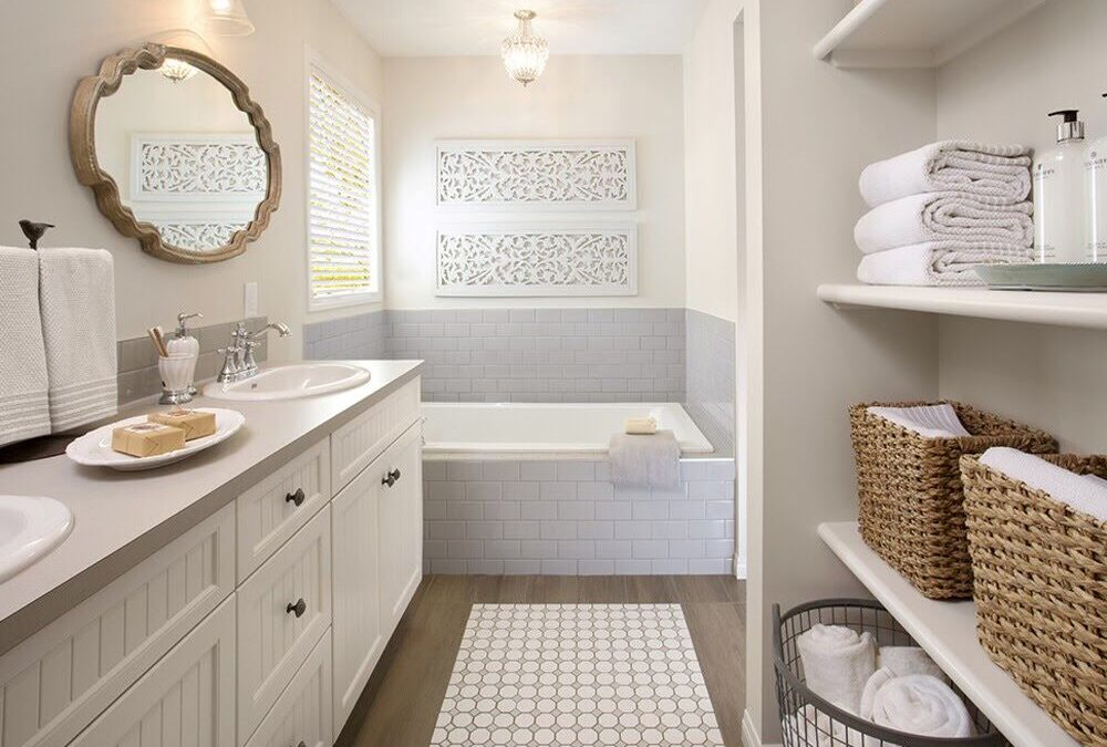 Top Tips for Guest Bathroom Organization