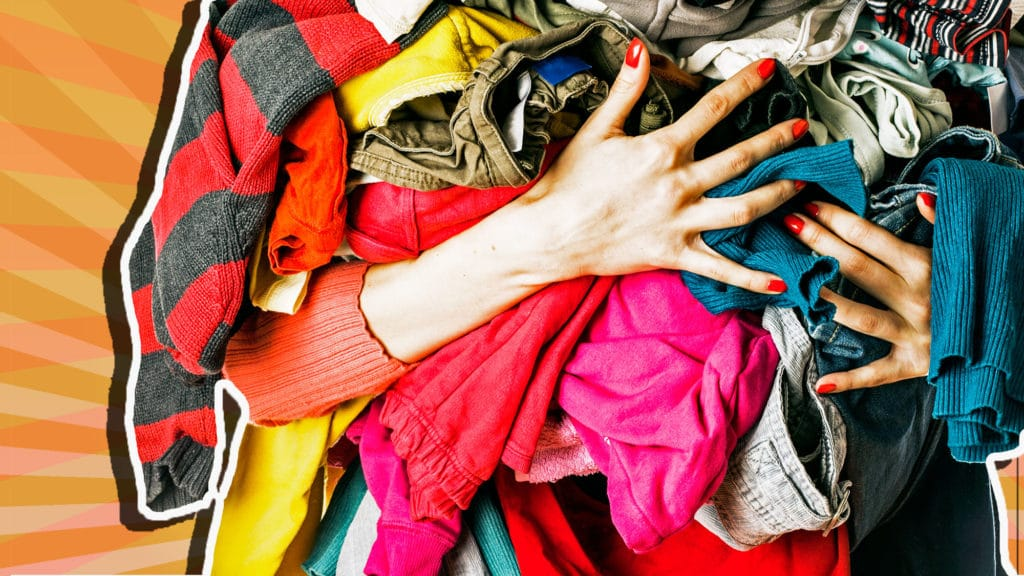 home organizing mistakes