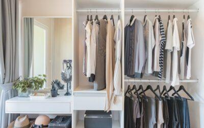 10 Tips for Shared Closet Organization