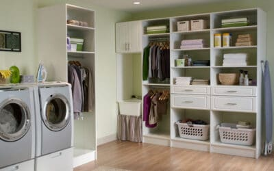 How to Organize Your Laundry Room…Fast