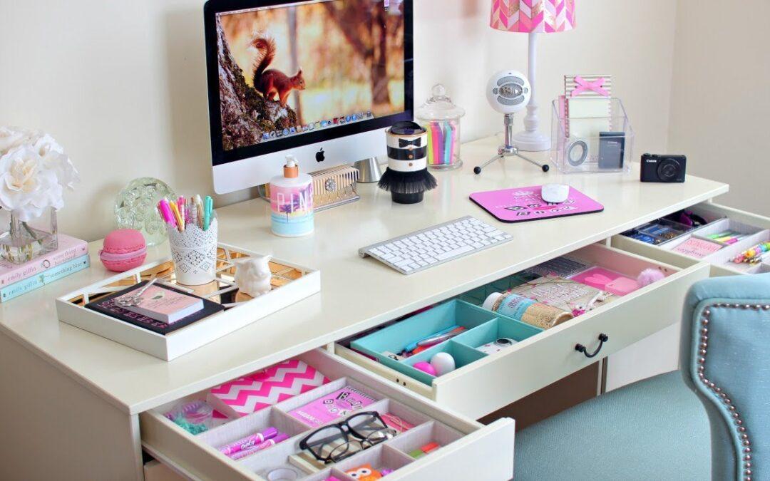 8 Top Tips for Desk Drawer Organization