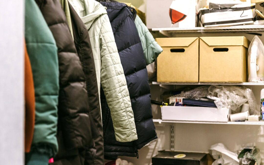 Top Tips and Ideas for Junk Closet Organization