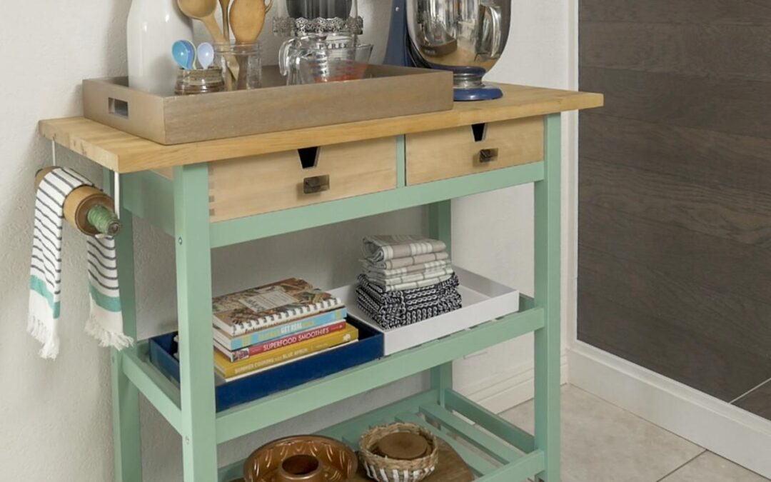 7 Simple Storage Cart Hacks for Better Home Organization and Decor Appeal