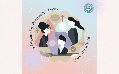 5 Organizing Personality Types – Which Are You?