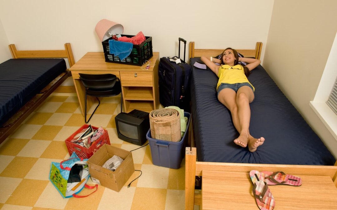 10 College Move-In Day Tips To Keep You – and Your Child – Organized and Prepared